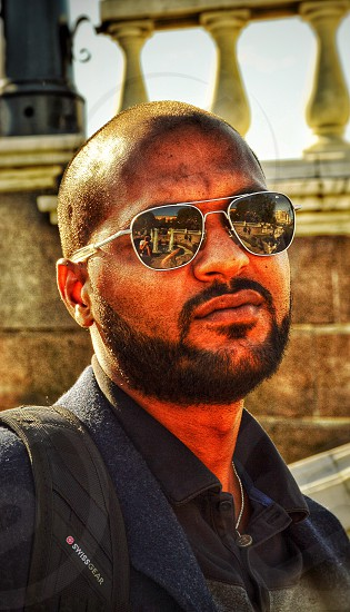 Man black boy photo