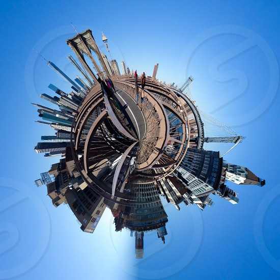 Tinny Manhattan photo
