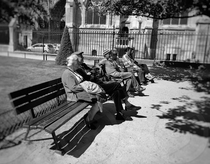 People photography couples street senior Paris  photo