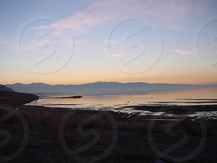 Great Salt Lake Utah photo