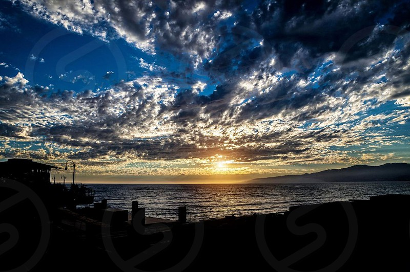 Santa Monica Pier photo
