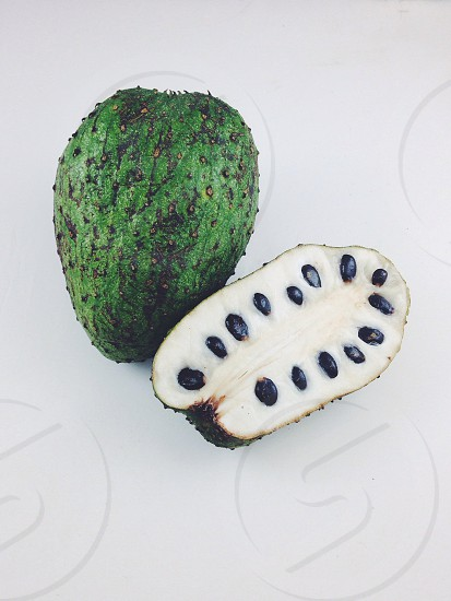 green soursop photo