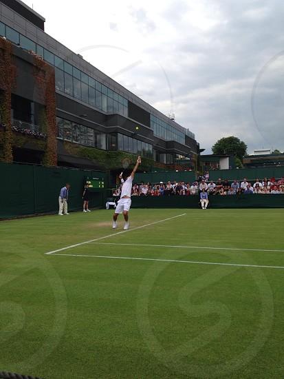 Wimbledon 2014 photo