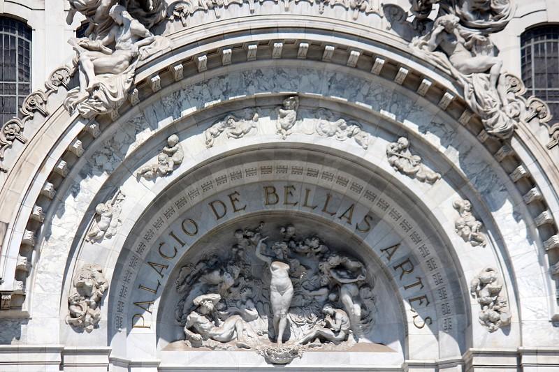 Palacio de Bellas Artes Mexico City photo