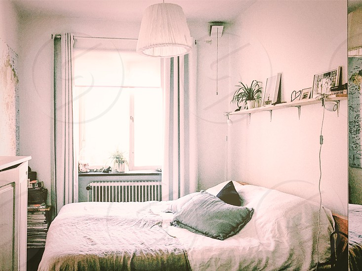 Bed room bedroom interior  design apartment  photo