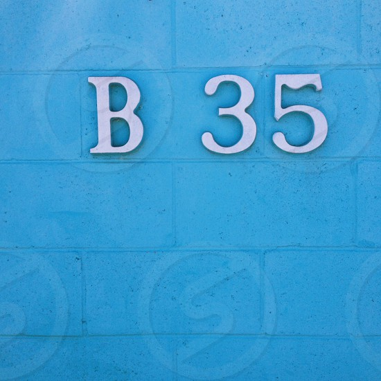 b 35 photo