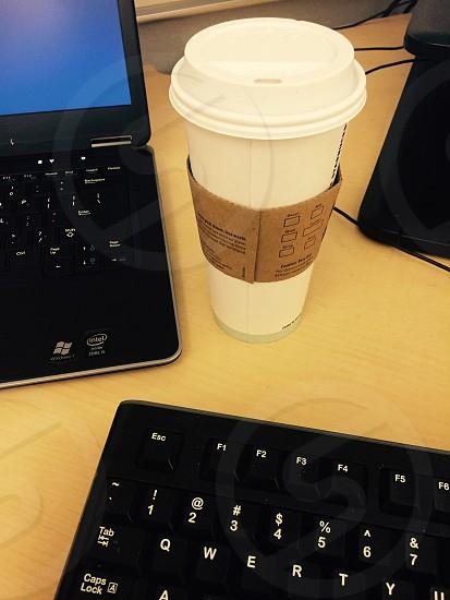 Monday morning coffee photo