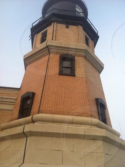 A lighthouse.  photo