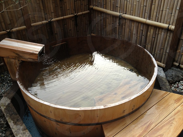 Onsen -- a must-try for any visit to Japan.  photo
