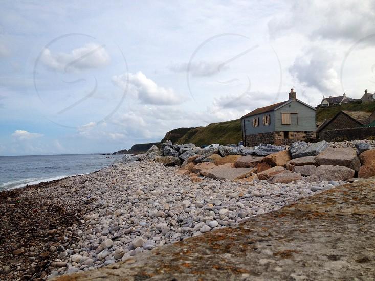 Cullen harbour photo