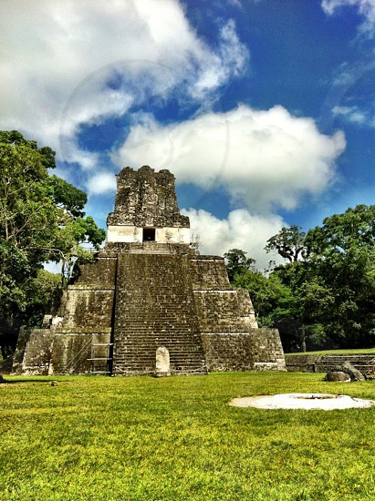 incredible central american temples tikal guatemala mayans aztecs sun gods ritual history adventure photo