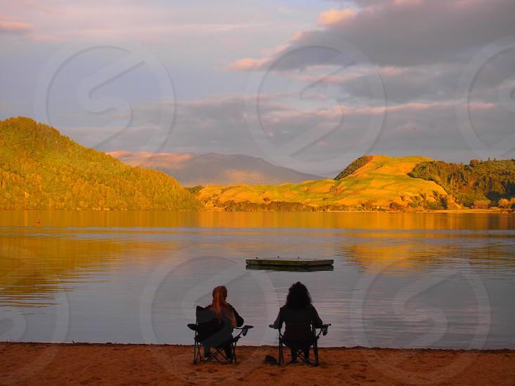 Solitude. New Zealand photo