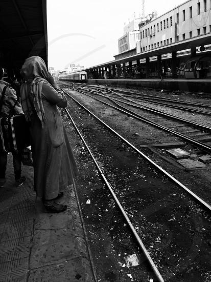 Travel men oldmen train  photo