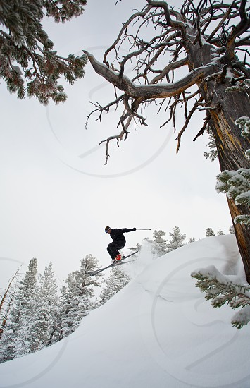 Heavenly Lake Tahoe California photo