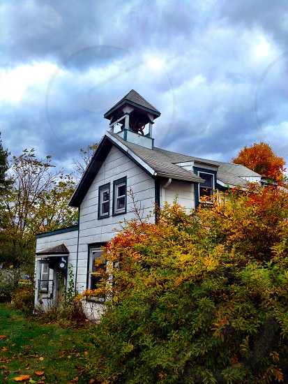 Former schoolhouse New Paltz NY photo