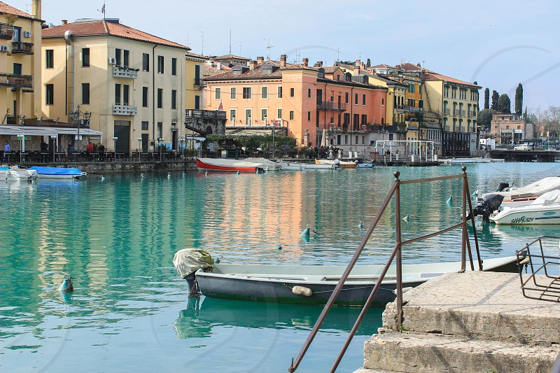 Peschiera del Garda - Verona - Italy   photo