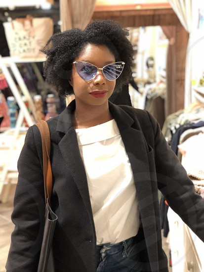 Style fashion millennial hipster beauty  photo