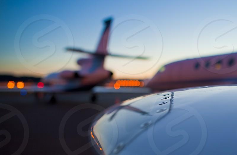Aviation falcon private plane executive  power jet charter money photo