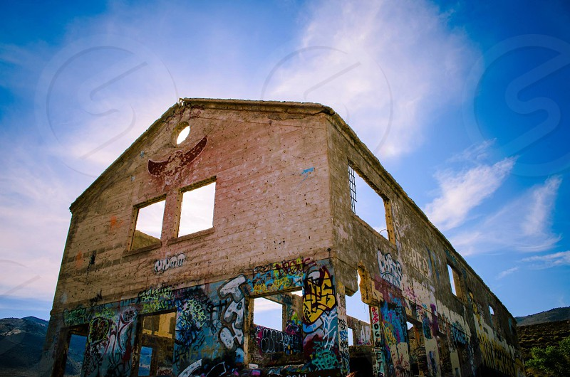 Ruins.  photo