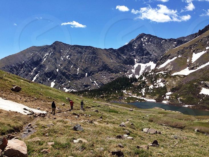 South Colony Lakes Colorado photo
