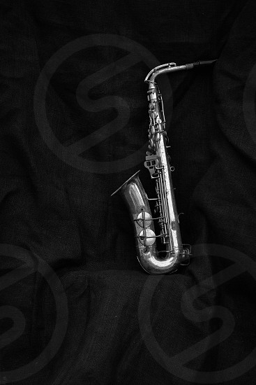 Simplicity of the Sax.  photo