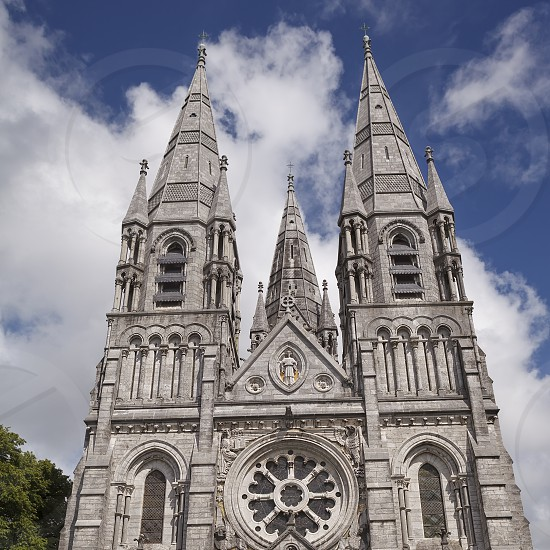 St Fin Barre's Cathedral County Cork Ireland photo