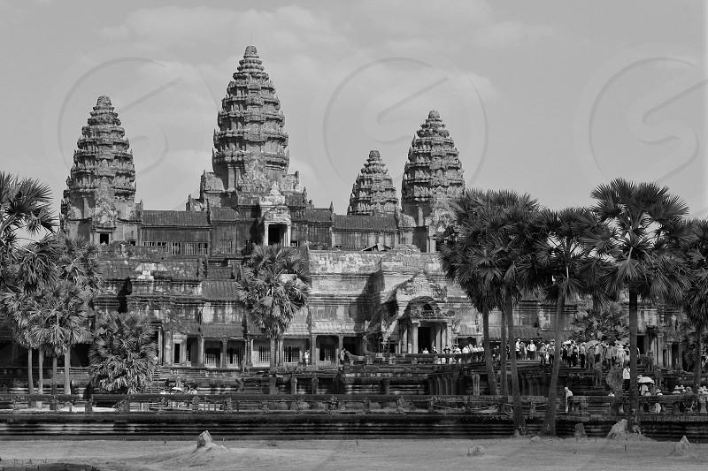 Angkor Wat Temple - Cambodia photo