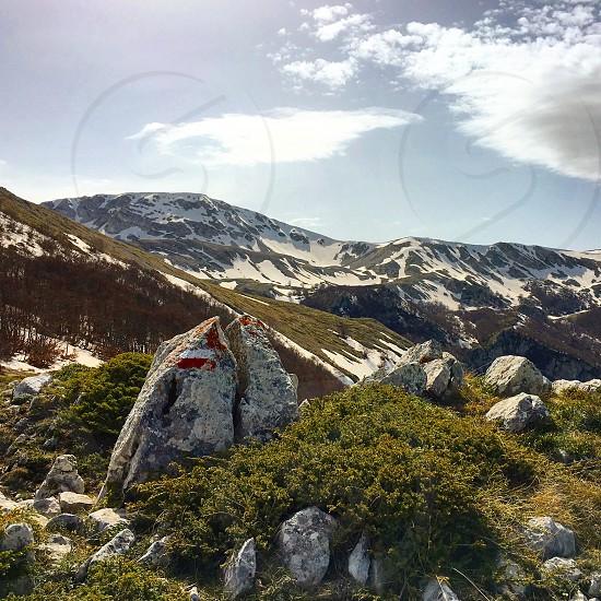 Italia  Parco sirentevelino  ovindoli  nature natura photo