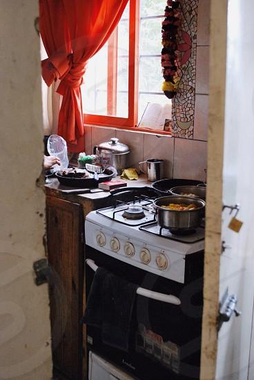 Kitchen in Argentina  photo