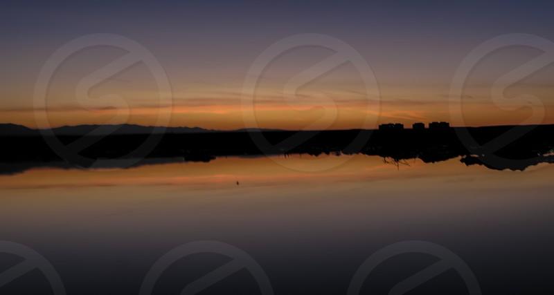 Sunset city - Sibiu City Romania 500m photo