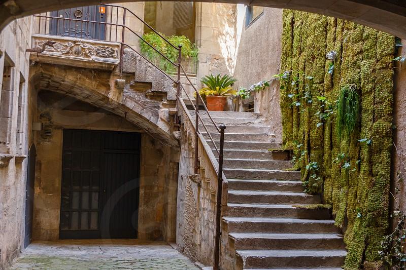 Europe Spain Girona photo