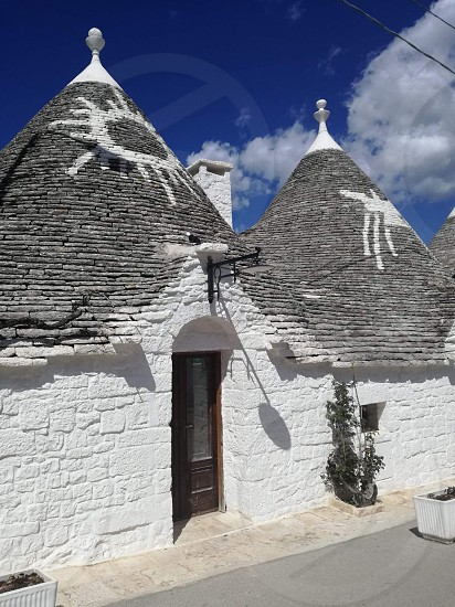 A souvenir of a wonderful day with my boyfriend and his friends in Alberobello in Apulia ❤❤ photo