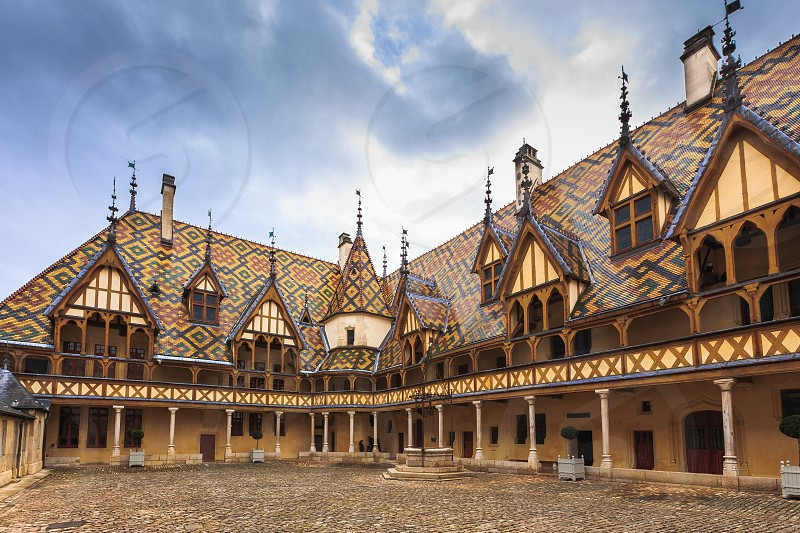 Hospices de Beaune France photo