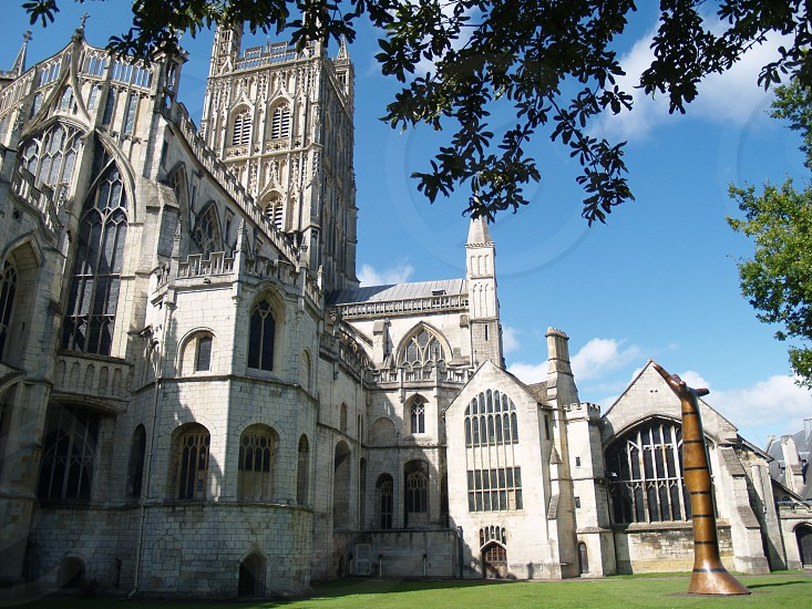 Gloucester Cathedral Gloucestershire England photo
