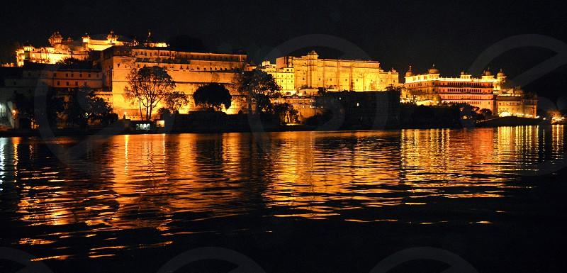 city palace Udaipur photo