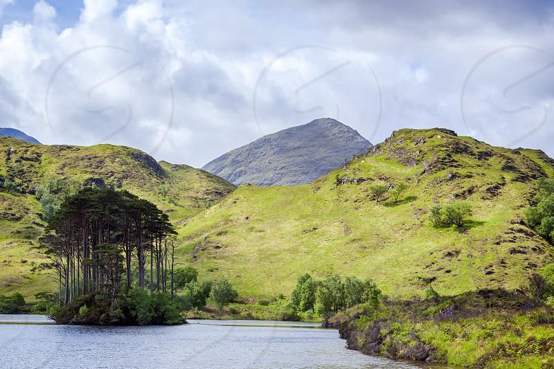 Loch Eilt is a freshwater loch in Lochaber in the West Highlands of Scotland photo