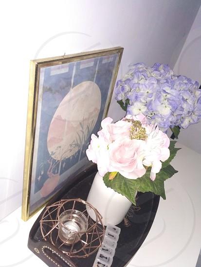 Deco on my desk. photo