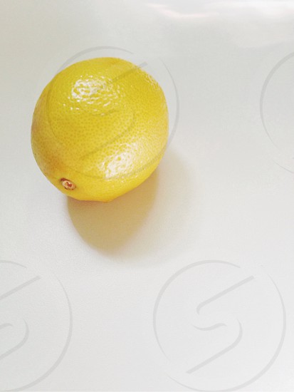 lemon fruit photo