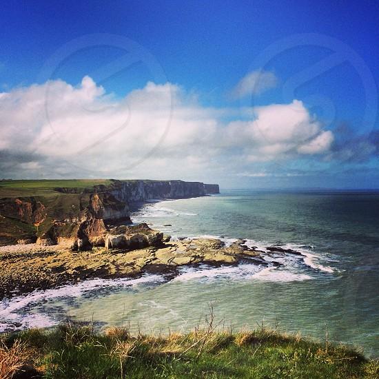 Summer on the Yorkshire Coast photo