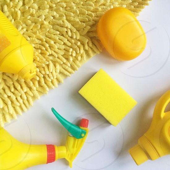 maid purity yellow brush rag fun iphoneography mobilephoto photo