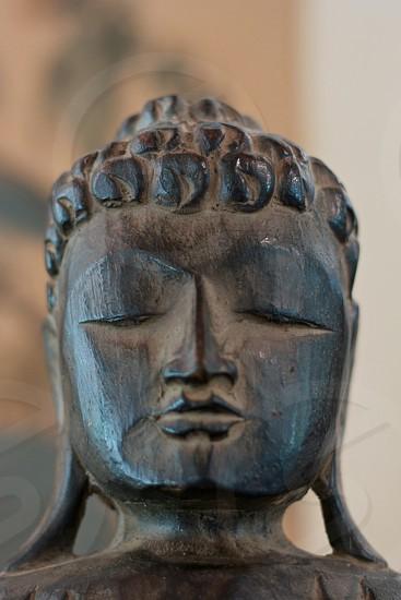 Buddha peace yoga relaxation meditation photo