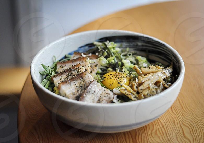 Pork Chashu Mazesoba at Sai Woo  photo