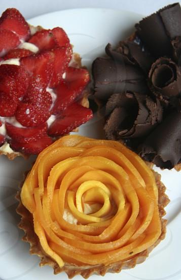 Tart tart French tart fruit tart pie pies fruit pies sweets dessert photo
