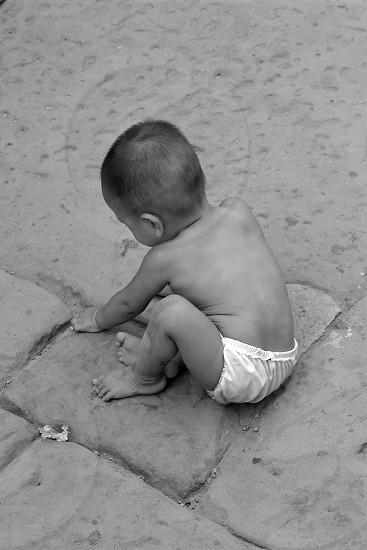 Baby Portrait photo