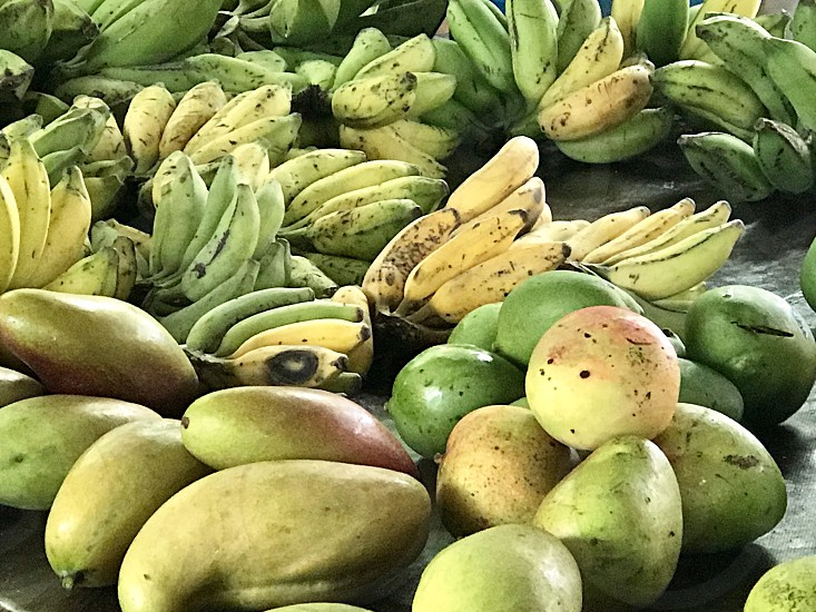 Fruits Green farmers' market photo