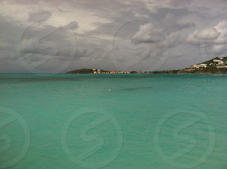 ocean beach water photo