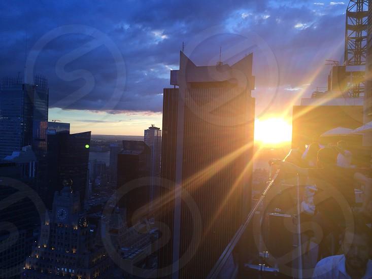 New York view photo
