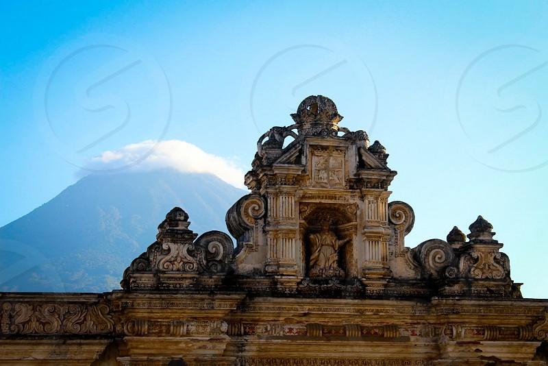 Guatemala Mother Mary  photo