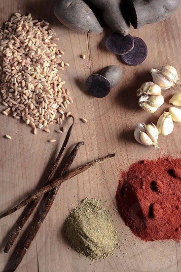 #spices #raw #food photo