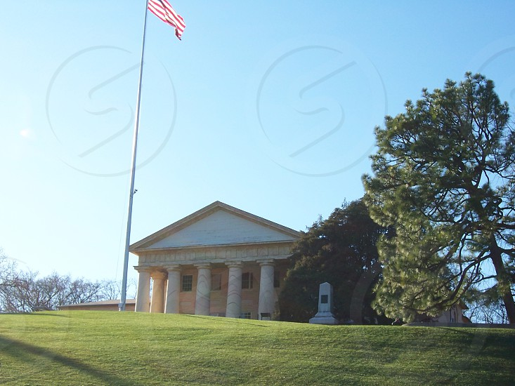 Arlington National Cemetery photo